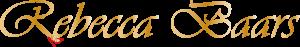 Logo van Rebecca Baars
