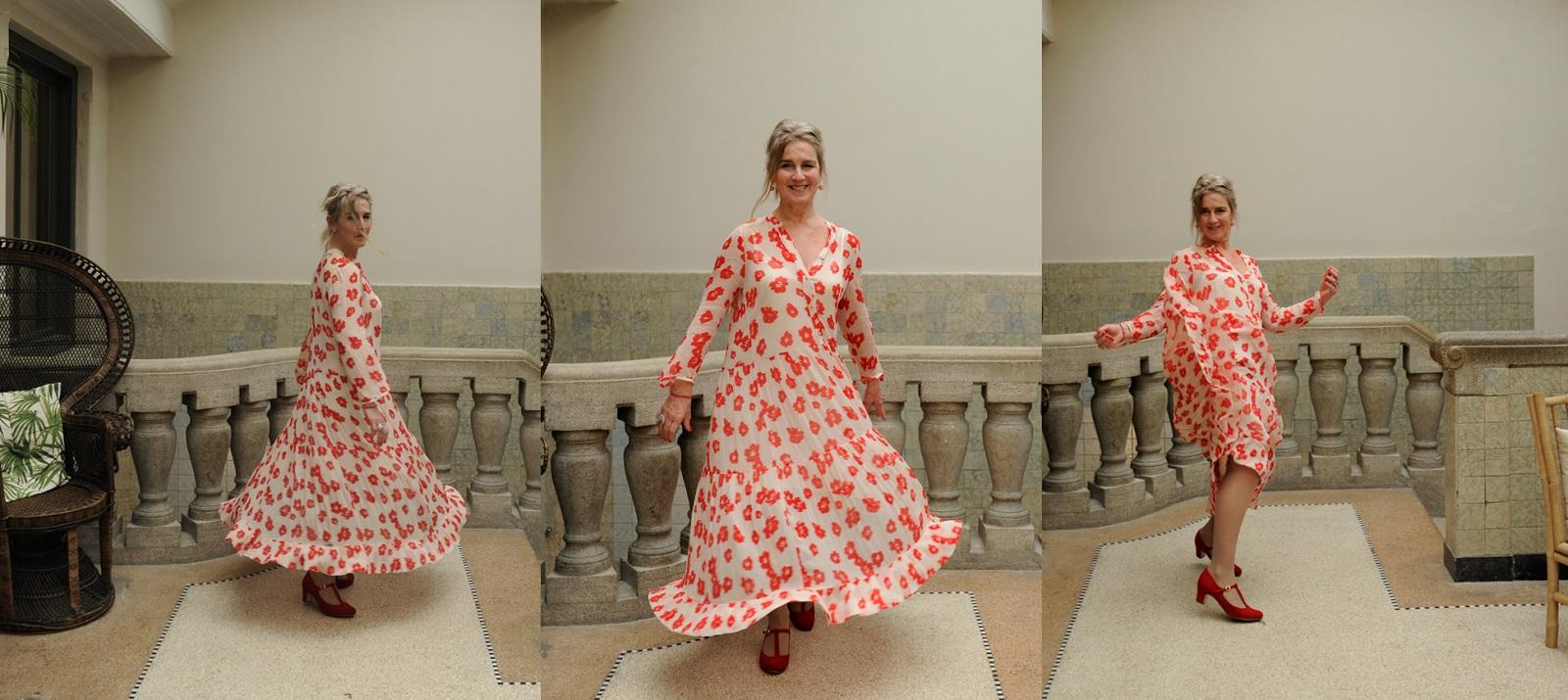 Eleganter bewegen met Rebecca Baars