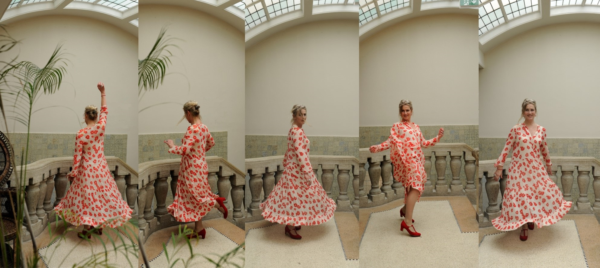 Rebecca Baars kleur- en kledingadvies, eleganter bewegen